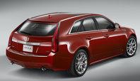 Cadillac CTS Sport Wagon - pentru filo-americani