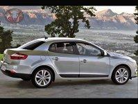 A;a vrem să arate noul Megane Sedan