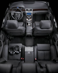 Daewoo Veritas - lux accesibil