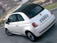 Fiat 500 Cabrio - cam aşa ar trebui să arate