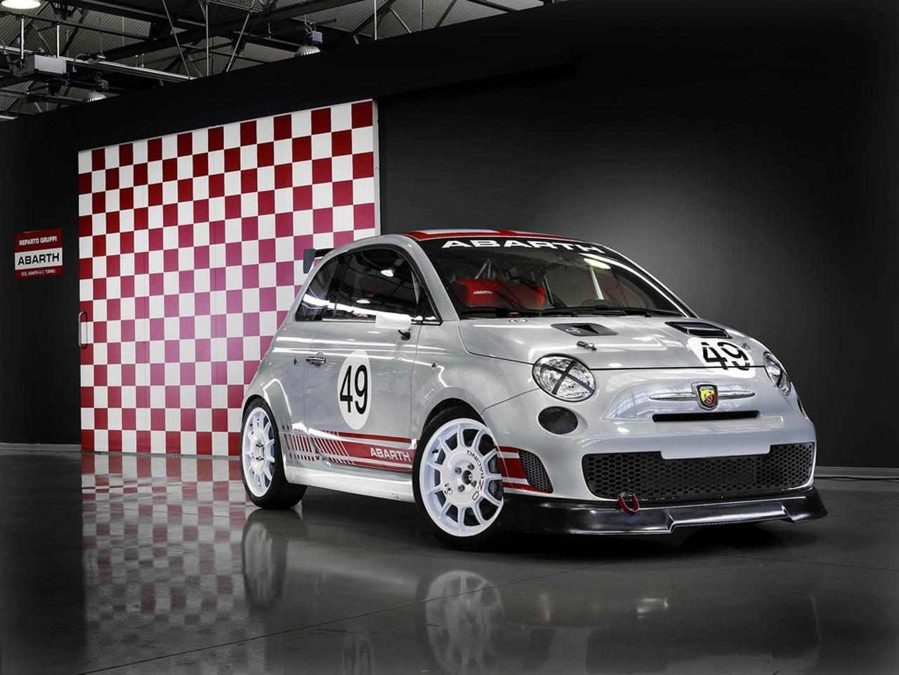 Imagini Fiat 500 Abarth Essesse Primele Imagini Oficiale