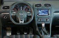 Interior sport la Golf GTI