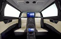 Interior Mercedes S600 Pullman