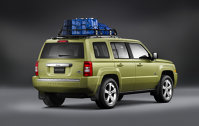Jeep Patriot Back Country - spate
