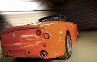 MG X-Power SV-S, finisaje spate