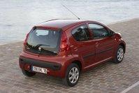 Peugeot 107 - spate neschimbat