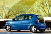 Toyota Aygo - modificari minore