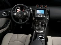 Interior tipic Nissan