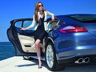 Porsche Panamera - în sfârşit, oficial!