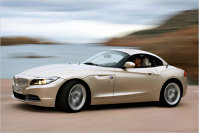 Goodbye BMW Z4 Coupe...