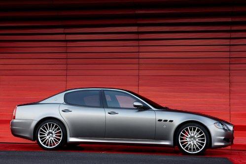 Maserati Quattroporte Sport GT S porneste de la 115.000 euro fara TVA in Romania