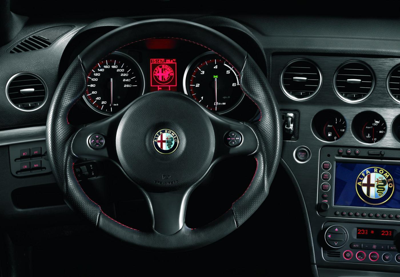 Alfa Romeo 159 Wonderful Imagini - Alfa Romeo