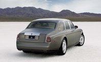 Rolls-Royce Phantom facelift - spate
