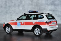 BMW X3 ambulanta