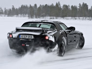 Mercedes SLS - urmaşul lui Gullwing