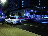 Range Rover Sport stralucitor