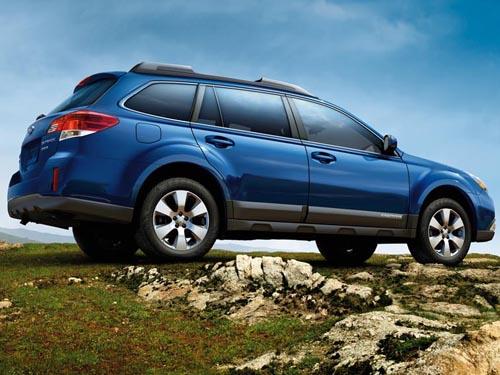 Фотографии Subaru Outback Фотогр…