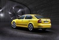 Skoda Octavia RS facelift