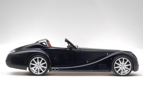 Morgan Aero SuperSports, 200 de masini pe an, la 150.000 euro