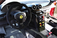 Cockpit hardcore pentru 599XX