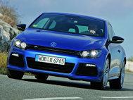 Volkswagen Scirocco R - Informaţii oficiale