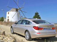 BMW Seria 5 GT - Informaţii oficiale