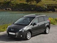 Peugeot 5008 - Informaţii oficiale