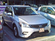 Kia Cee'd Facelift