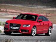 Audi A5 Sportback - Informaţii oficiale