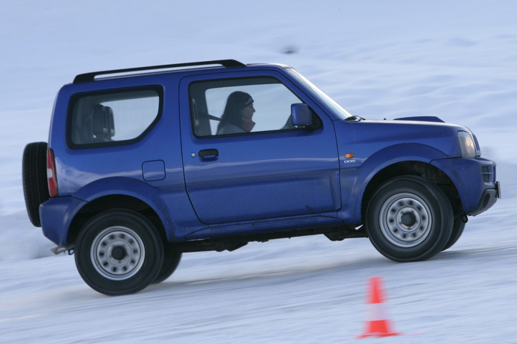 Suzuki Jimny Mode