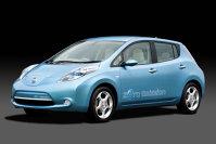 LEAF EV promite 160 km autonomie
