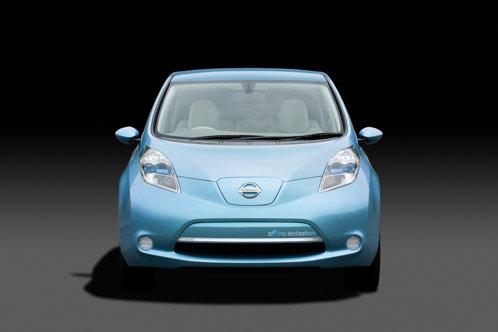 Nissan LEAF EV se doreste o premiera istorica - masina electrica accesibila marelui public