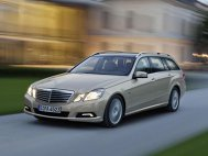 Mercedes E Class Break - primele info oficiale