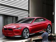 BMW Vision Z Concept - primele poze spion