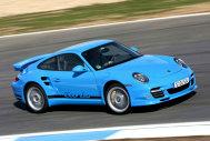 Porsche 911 Turbo - Frankfurt 2009