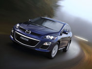 Mazda CX-7 facelift cu SCR