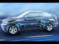 BMW X6 Active Hybrid - Informaţii oficiale