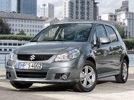 Suzuki SX4 Facelift - Informaţii oficiale