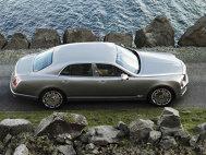 Bentley Mulsanne - Informaţii oficiale
