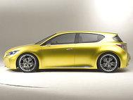 Lexus LF-Ch - Informaţii oficiale