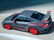 Porsche 911 GT3 RS Facelift - Informaţii oficiale