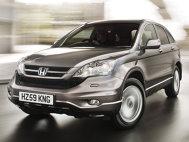 Honda CR-V Facelift - Informaţii oficiale