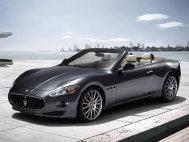 Maserati GranCabrio - Informaţii oficiale