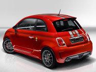 Fiat 695 Tributo Ferrari - Informaţii oficiale