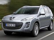 Peugeot 4008 DSC - Informaţii oficiale