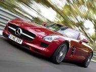 Mercedes SLS - informaţii oficiale