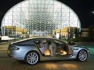 Aston Martin Rapide la Frankfurt 2009
