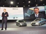 Premiere BMW - lansările BMW la Frankfurt 2009