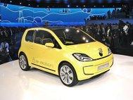Volkswagen E-Up Concept live la Frankfurt 2009