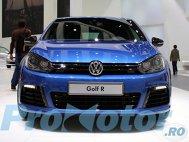VW Golf R - vezi noul Golf R live la Frankfurt 2009